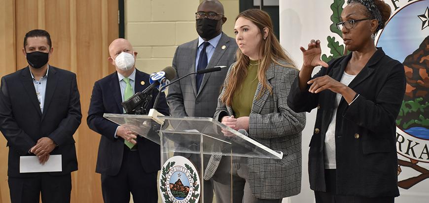 Little Rock School District, Mayor Partner to Increase Access to Broadband